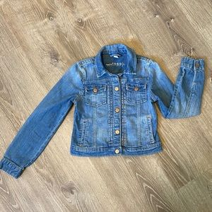 Gap Girl Jean Jacket size L